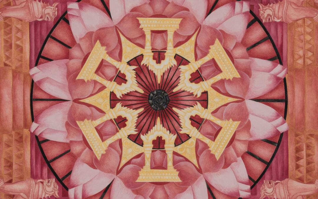 Mandala: Dipingere le Forze Archetipiche