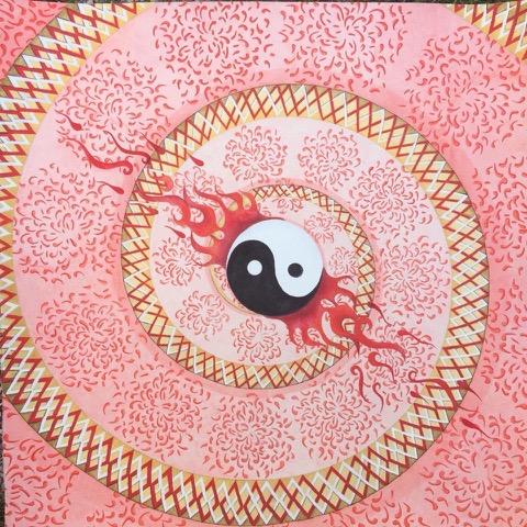 Mandala: La Spirale